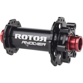 Rotor R-Volver MTB Moyeu pour roue avant Disc Boost 15x110mm, black